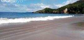 Minas, la playa tica con influencia en la Segunda Guerra Mundial