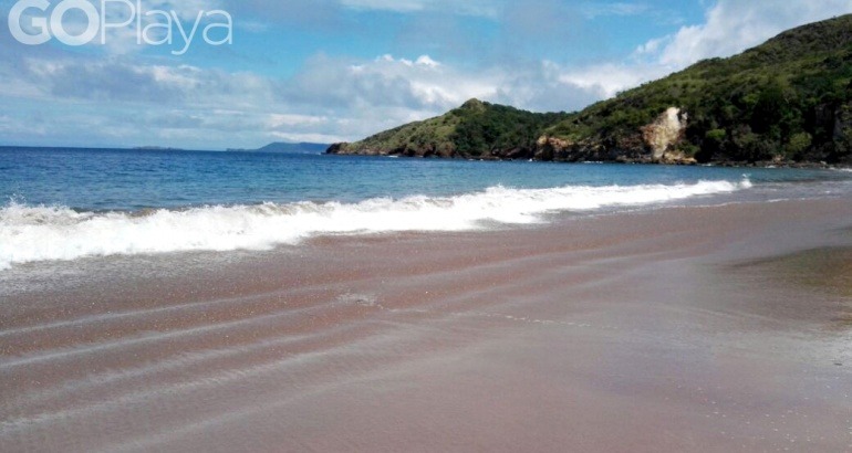Minas, the beach with influence in the Second World War