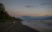 Know the reserve with a beach of 6 kms, lazy and leatherback
